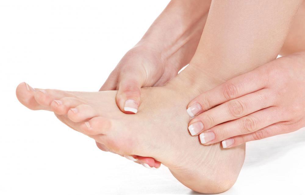 care sunt motivele durerii la picioare
