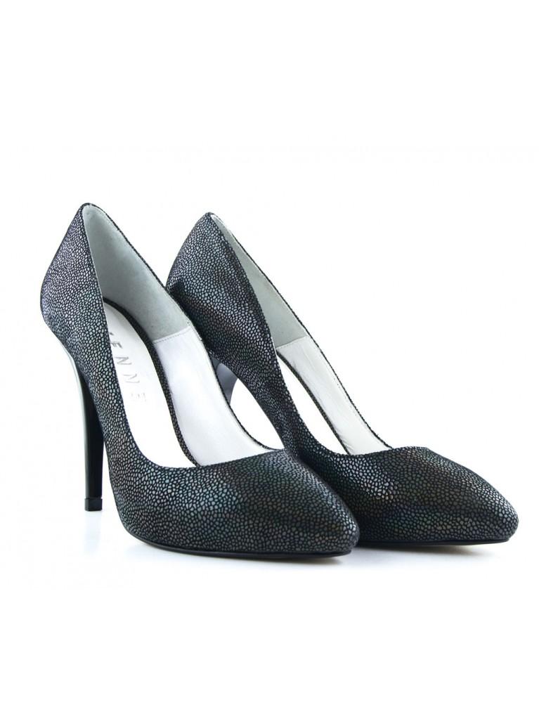 Pantofi cu platou reflexii