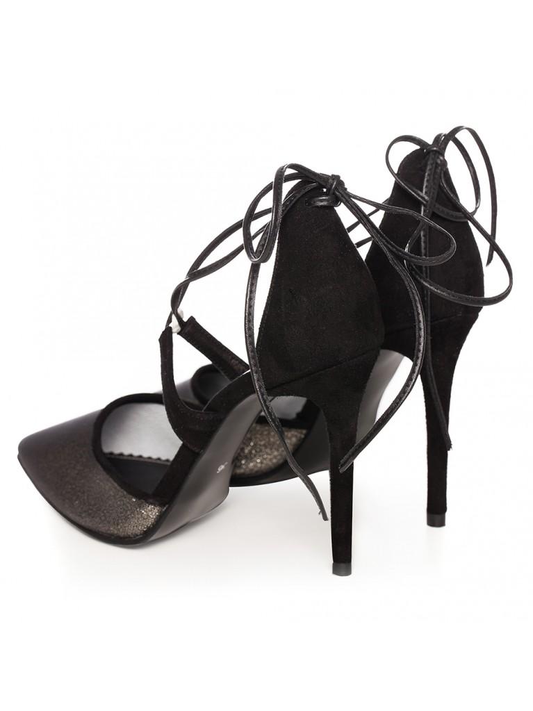 Sandale de ocazie BLACK GOLD JESSICA