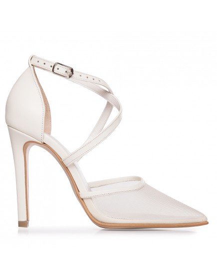Sandale cu plasa Ivory Cateline