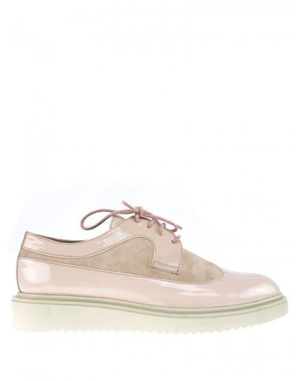 Pantofi Oxford De Dama Din Piele Colectia 2018 Etienne