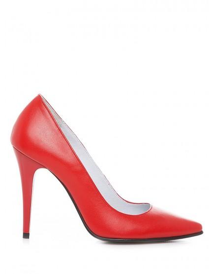 pantofi stiletto rosii