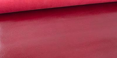 piele box rosu bordo