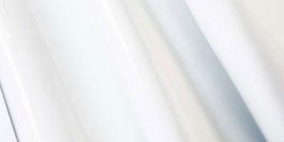 piele lac alb